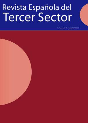 REVISTA ESPAÑOLA DEL TERCER SECTOR. Nº 29-2015 I CUATRIMESTRE