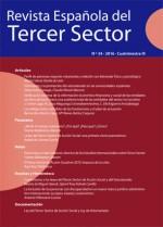 REVISTA ESPAÑOLA DEL TERCER SECTOR. Nº 34-2016 III CUATRIMESTRE