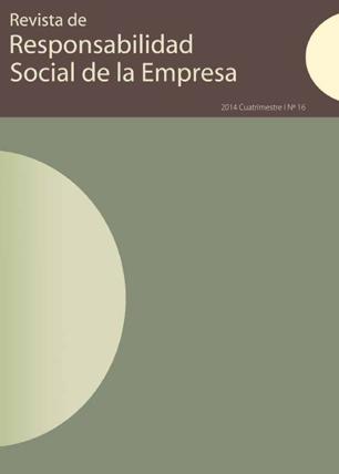 REVISTA DE RESPONSABILIDAD SOCIAL DE LA EMPRESA. Nº 16-2014 I CUATRIMESTRE