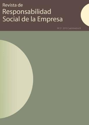 REVISTA DE RESPONSABILIDAD SOCIAL DE LA EMPRESA. Nº 21-2015 III CUATRIMESTRE
