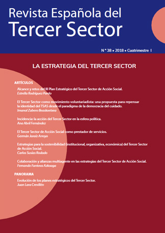 The Spanish Journal of the Third Sector