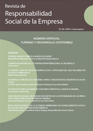 The Spanish Journal of Corporate Social Responsibility
