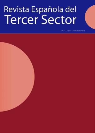 REVISTA ESPAÑOLA DEL TERCER SECTOR. Nº 31-2015 III CUATRIMESTRE