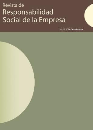 REVISTA DE RESPONSABILIDAD SOCIAL DE LA EMPRESA. Nº 22-2016 I CUATRIMESTRE